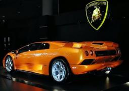 Orange Lamborghini Diablo car pictures.jpg