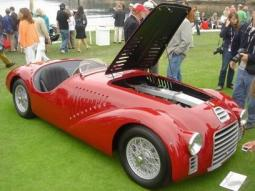 Red Antique and luxury car photo.jpg