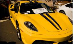 luxury and exotic car picture of Yellow F430 Scuderia.jpg