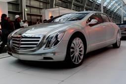 Image of Mercedes Benz Concept Car in silver.jpg