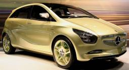 Light  yellow Mercedes Concept Car photos.jpg