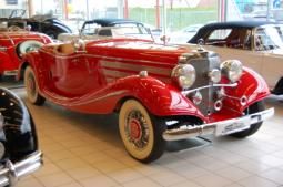 Mercedes Benz 290 Spezial Roadster 1936 in red.jpg