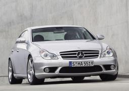 Mercedes CLS car in silver.jpg