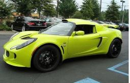 cool bright green exotic car photo.jpg