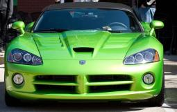 Dodge Viper in bright green.jpg