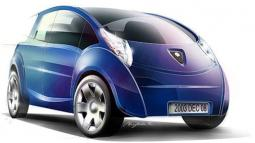 Dark blue small car with two doors image.JPG