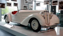 Creamy white 1933 Audi Front 225 Roadster picture.PNG