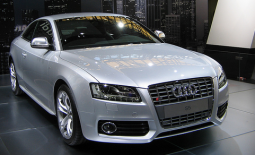 Silver Audi S5 sport car pictures.PNG
