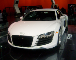 White Audi R8 cars picture.PNG
