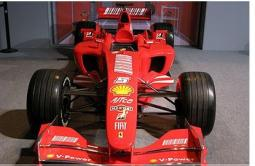 Autosport International F1 Race Car 2008 in bright red.jpg