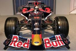 Autosport International F1 Race Car 2008_Red Ball racing car.jpg