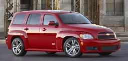 Bright red 2008 Chevrolet HHR SS.PNG