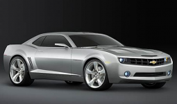 Chevrolet Camaro Coupe Concept_Chevrolet  sport car picture.PNG