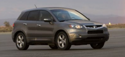2007 Acura RDX car in grey.PNG
