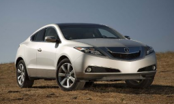 2010 Acura ZDX car in silver.PNG