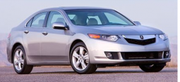 Picture of 2009 Acura TSX car in silver.PNG