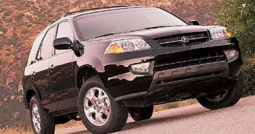 2001 Acura MDX car in black.PNG