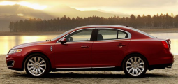 2009 Lincoln Mks_red Lincoln cars picture.PNG
