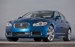 Cool Jaguar cars pictures_2010 Jaguar XFR.PNG