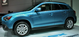 Mitsubishi car picture of the 2011 Mitsubishi ASX.PNG