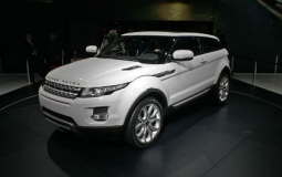 2012 Range Rover Evoque in white_new Land Rover cars pictures.PNG