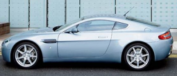 2006 Aston Martin V8 Vantage cars in silver.PNG