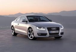 image of Audi Sports Car in shinny siliver.jpg
