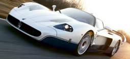 Photo of Maserati MC12_Maserati concept cars picture.PNG