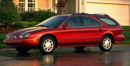 Mercury Sable Wagon LS_Red Mercury wagon cars photos.PNG
