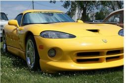 hot sport car in bright yellow.jpg