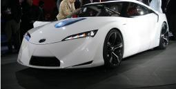 White 2007 Toyota FT HS Hybrid concept sports car pictures.jpg