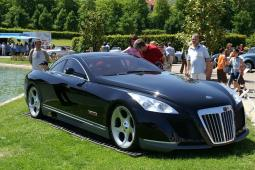 Black Maybach Coupe Conce car pictures.jpg