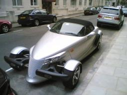 picture of import car Plymouth Prowler in silver.jpg