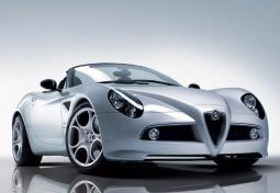 Nissan siver spider car with a very cool and elegant style pictures.JPG