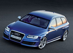 Blue car with modeal 2008 Audi RS6 Avant.PNG