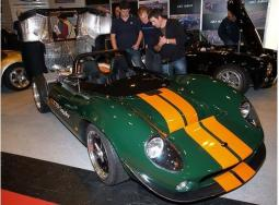GC T70 Spyder Race Car in dark green and orang yellow.jpg