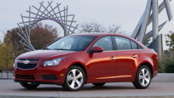 Picture of car 2011 Chevrolet Cruze in red.PNG