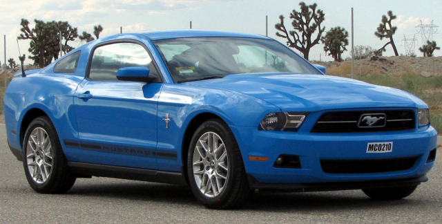 Bright blue 2012 Ford Mustang cars picture.PNG