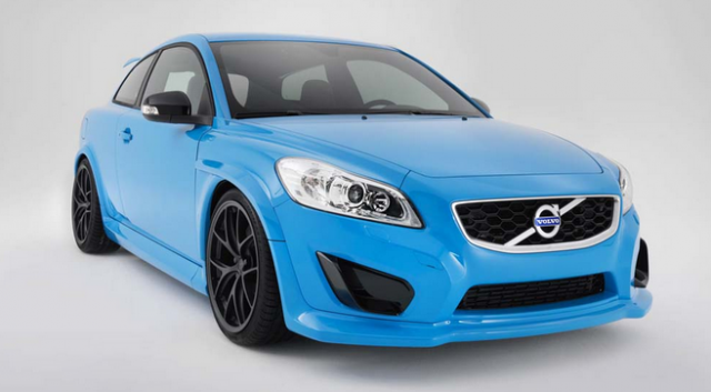 Concept car of the Volvo C30 Polestar.PNG