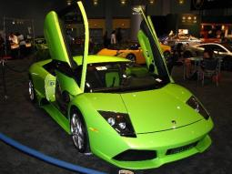 Green Lamborghini - Exotic Sports Car.jpg