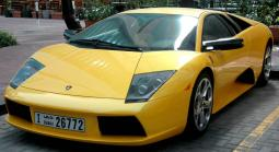 Bright yellow Lamborghini car picture.jpg